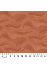 Figo Elements, Earth in Rust, Fabric Half-Yards 92007-32