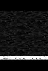 Figo Elements, Water in Black, Fabric Half-Yards 92008-99