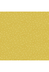 Figo Elements, Air in Mustard, Fabric Half-Yards 92010-53