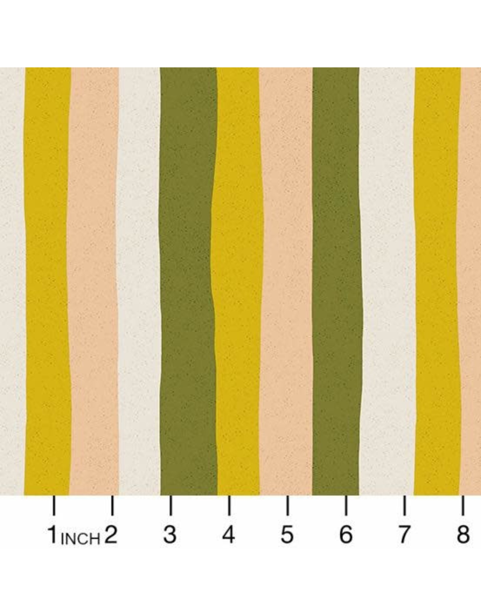 Sarah Golden ON SALE-Perennial, Stripes in Citrus, Fabric Half-Yards A-9570-CE