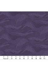 PD's Figo Collection Elements, Earth in Purple, Dinner Napkin
