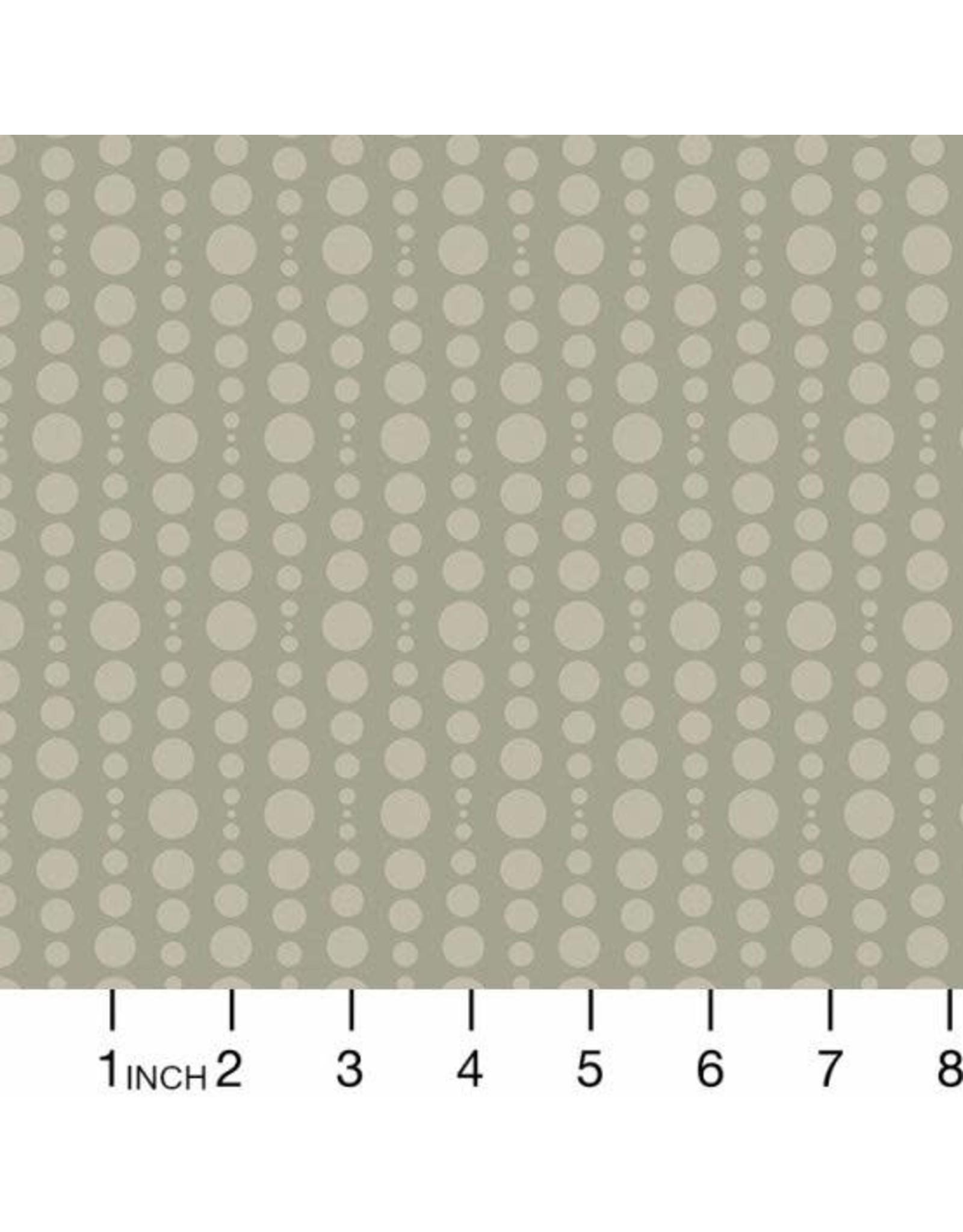 Libs Elliott Stealth, Bubble in Khaki, Fabric Half-Yards A-9661-N