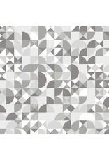 Libs Elliott Stealth, Cloak in Salt, Fabric Half-Yards A-9656-L