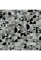 Libs Elliott Stealth, Cloak in Concrete, Fabric Half-Yards A-9656-C