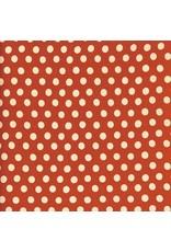 Kaffe Fassett Kaffe Collective Classics, Spot in Tomato, Fabric Half-Yards  GP70