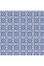 Cotton + Steel The Rain in Spain, Marbella Loseta in Mosaic, Fabric Half-Yards TG103-MO4