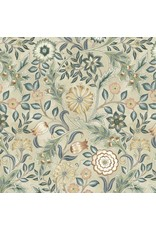 William Morris & Co. Orkney, Wilhemina in Linen, Fabric Half-Yards PWWM049