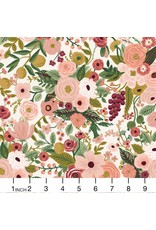 Rifle Paper Co. Garden Party, Garden Party in Rose, Fabric Half-Yards RP100-RO6