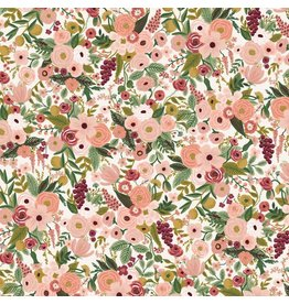 Rifle Paper Co. Garden Party, Petite Garden Party in Rose, Fabric Half-Yards RP104-RO6