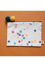 Rashida Coleman-Hale Starfetti Pouch,  Ruby Star Society