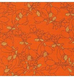 Carolyn Friedlander Collection CF, Succulent in Orangeade, Fabric Half-Yards AFR-19928-380