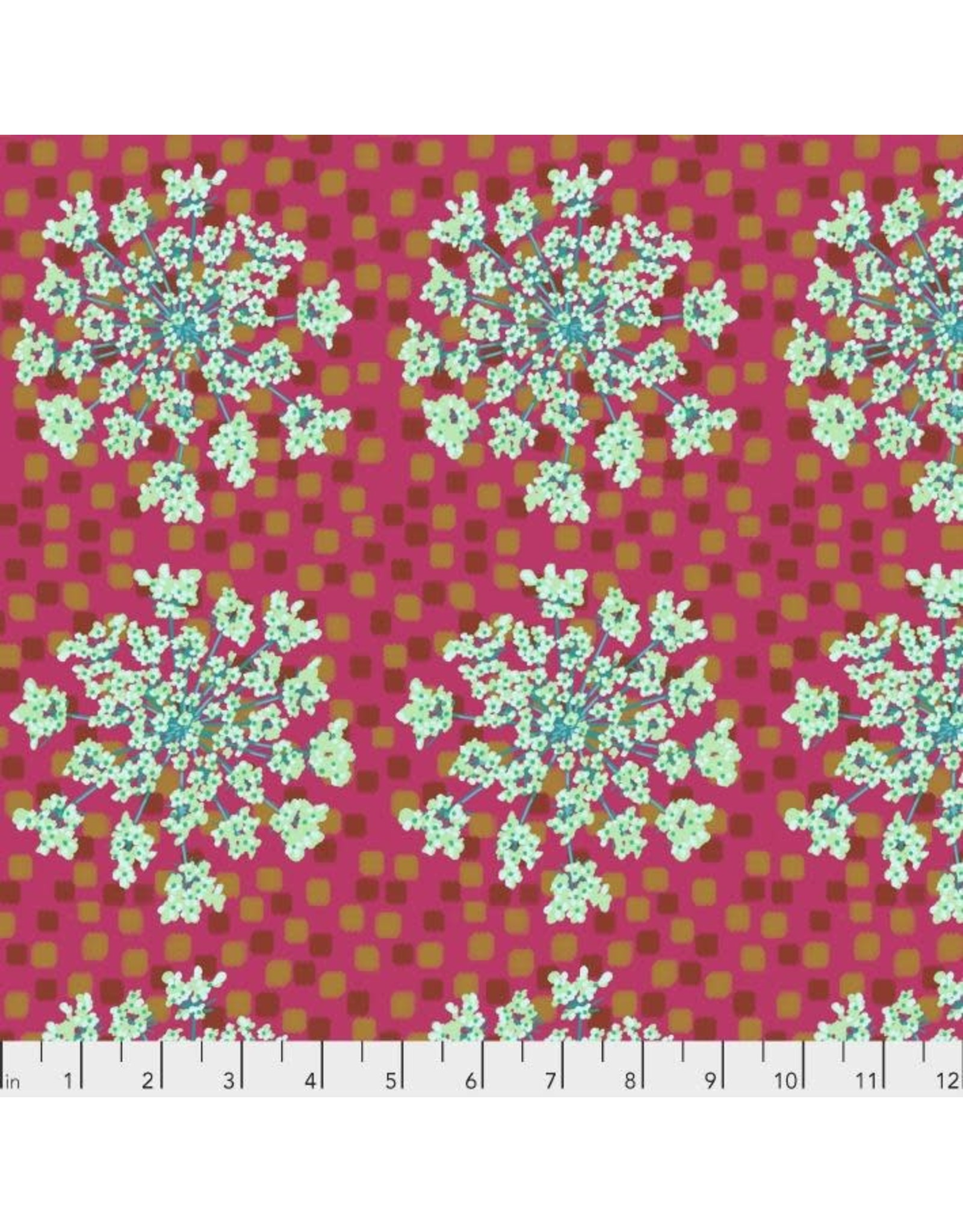 Anna Maria Horner One Mile Radiant, Queen Anne in Apple, Fabric Half-Yards PWAM015