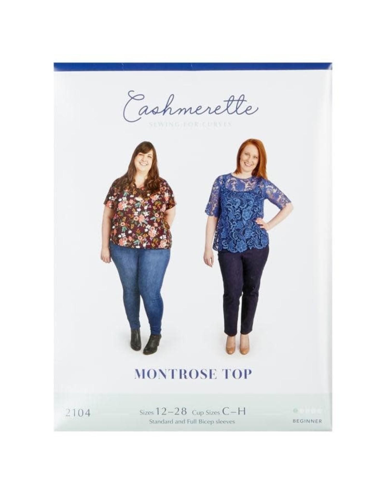 Cashmerette Montrose Top Pattern