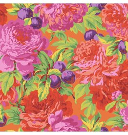 """Philip Jacobs Kaffe Collective 2020, Luscious in Pink, Fabric Half-Yards  PWPJ011 (ONE 26"""" CUT REMAINING)"""