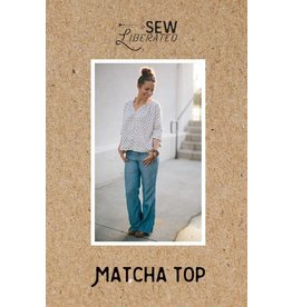 Sew Liberated Matcha Top Pattern