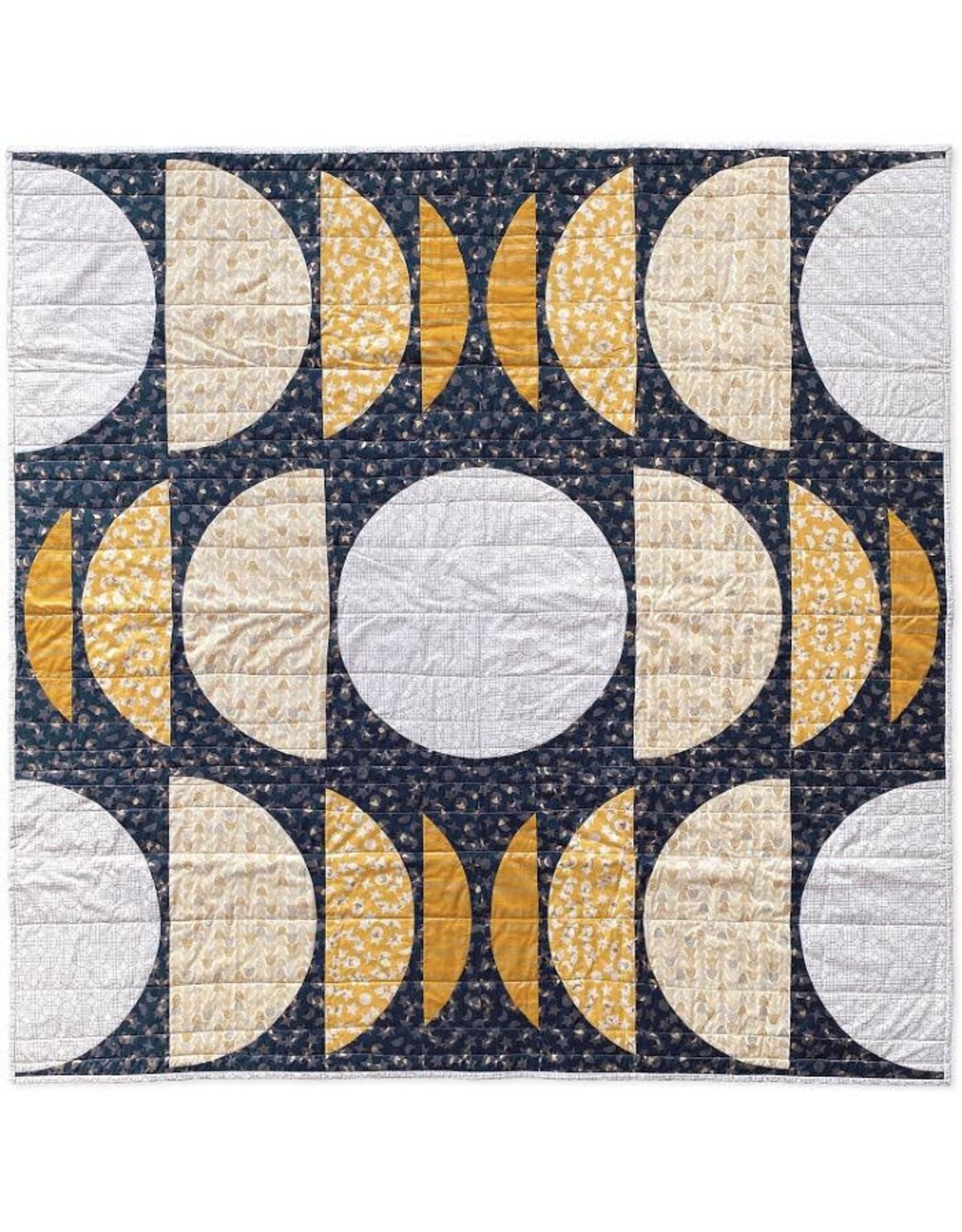 Miss Make Clava Quilt Pattern