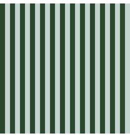 Rifle Paper Co. Primavera, Cabana Stripe in Mint, Fabric Half-Yards RP309-MI1