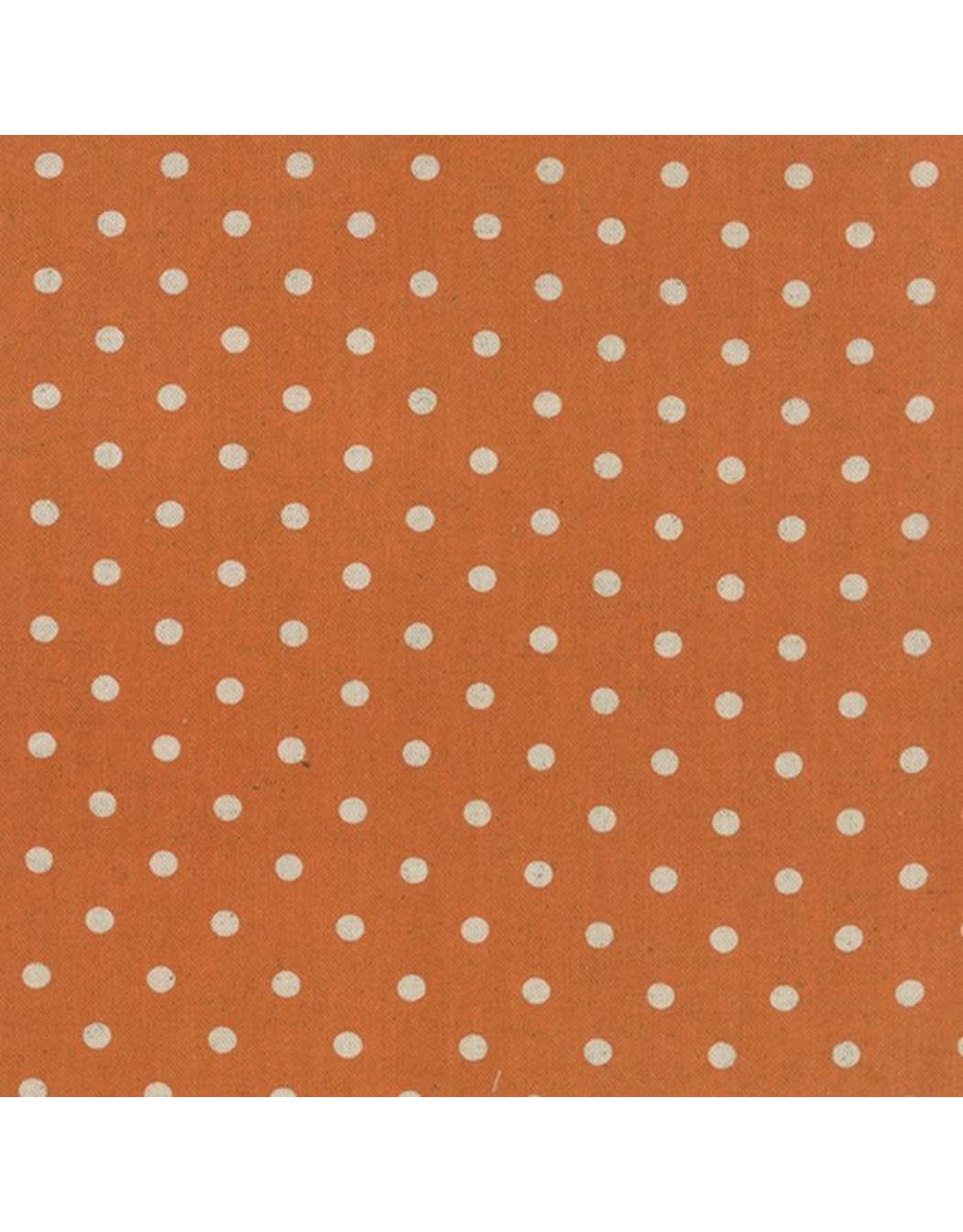 Moda Linen Mochi Dot in Longhorn, Fabric Half-Yards 32910 32L