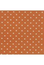 PD's Linen Blend Collection Linen Mochi Dot in Longhorn, Dinner Napkin