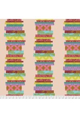 Anna Maria Horner Hindsight, The Classics in Guava, Fabric Half-Yards PWAH148