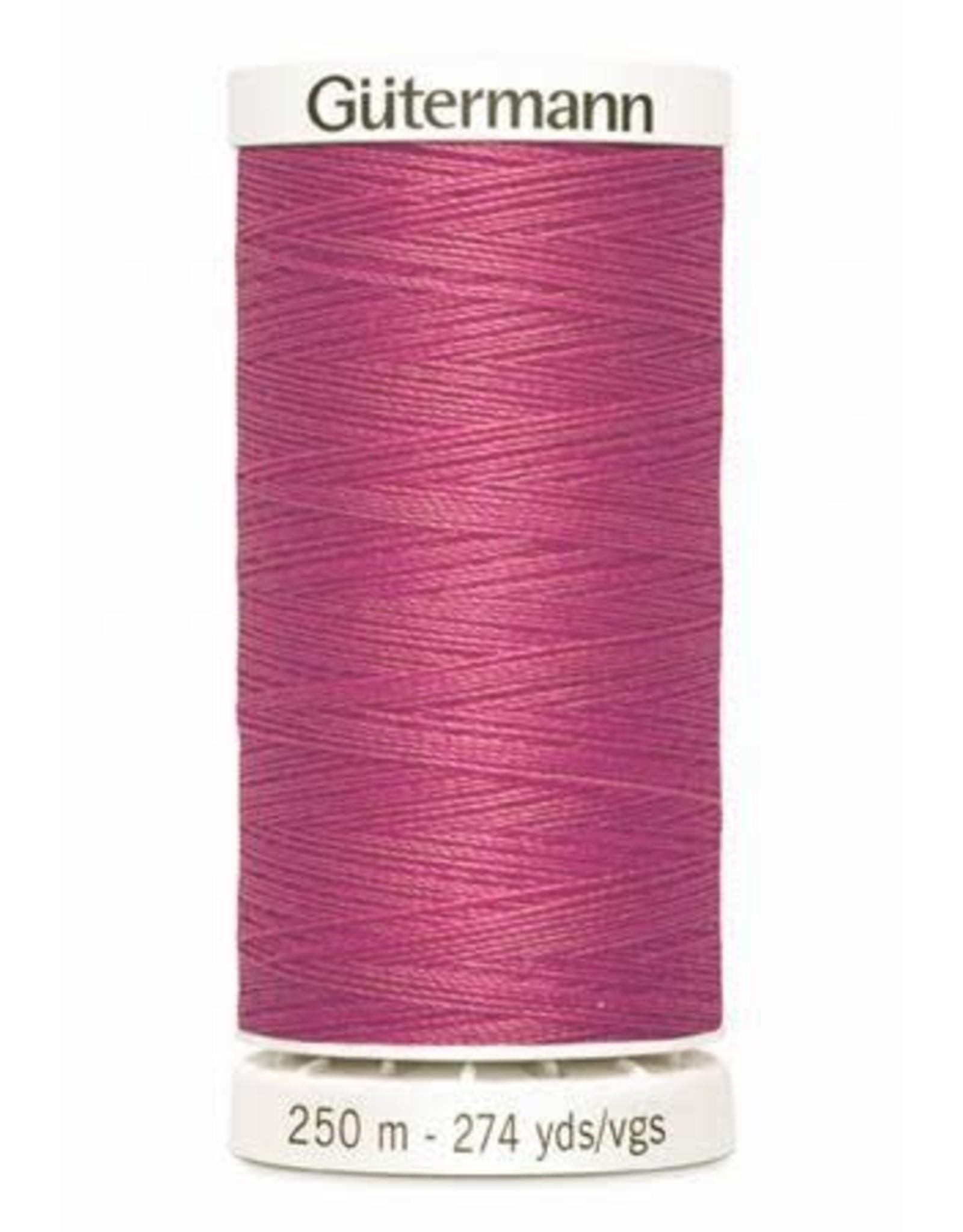 Gutermann Gutermann Thread, 250M-320 Dusty Rose, Sew-All Polyester All Purpose Thread, 250m/273yds