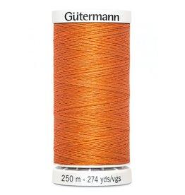 Gutermann Gutermann Thread, 250M-460 Apricot, Sew-All Polyester All Purpose Thread, 250m/273yds