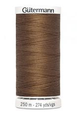 Gutermann Gutermann Thread, 250M-539 Toast, Sew-All Polyester All Purpose Thread, 250m/273yds