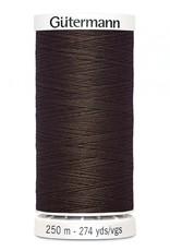 Gutermann Gutermann Thread, 250M-590 Clove, Sew-All Polyester All Purpose Thread, 250m/273yds