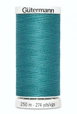 Gutermann Gutermann Thread, 250M-615 River Blue, Sew-All Polyester All Purpose Thread, 250m/273yds