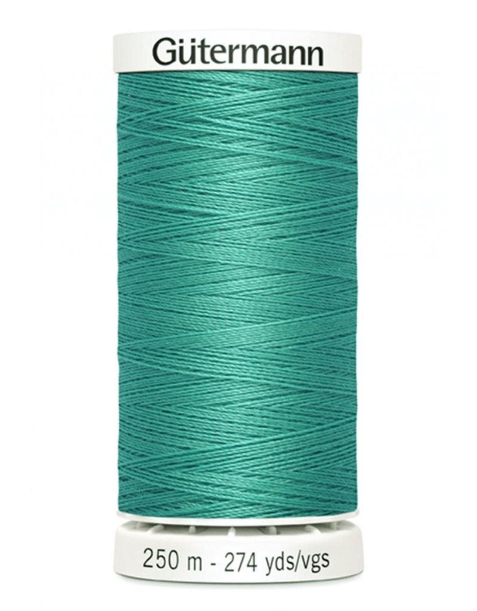 Gutermann Gutermann Thread, 250M-660 Light Turquoise, Sew-All Polyester All Purpose Thread, 250m/273yds