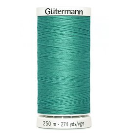 Gutermann Gutermann Thread, 250M-660 Light Turquoise, Sew-All Polyester All Purpose Thread, 250m/273yds