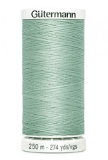 Gutermann Gutermann Thread, 250M-700 Mint, Sew-All Polyester All Purpose Thread, 250m/273yds