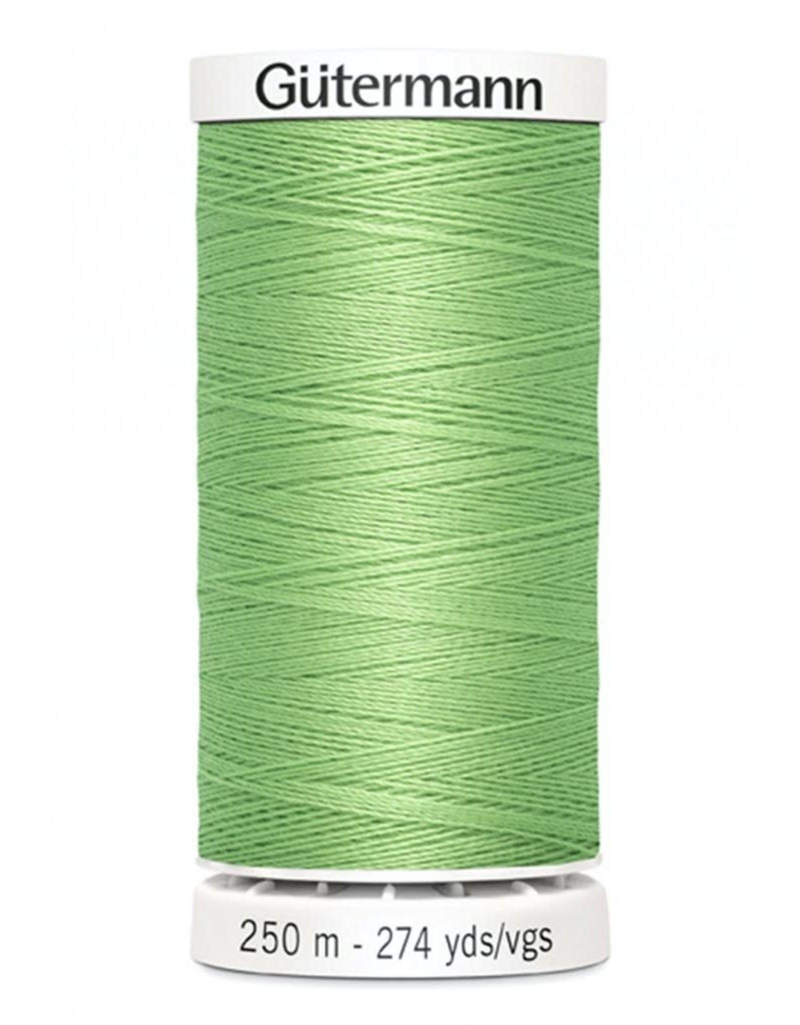 Gutermann Gutermann Thread, 250M-710 New Leaf, Sew-All Polyester All Purpose Thread, 250m/273yds