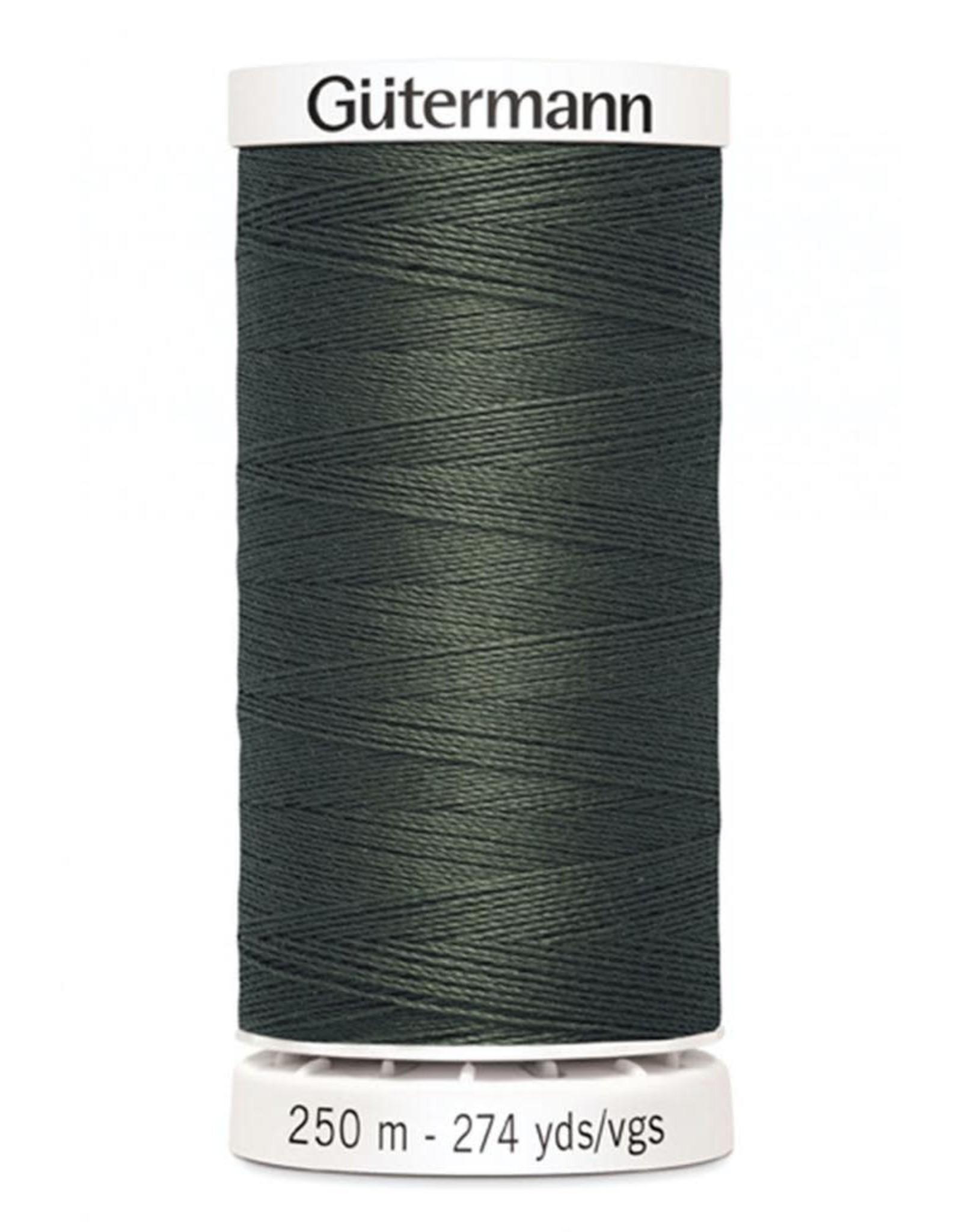 Gutermann Gutermann Thread, 250M-766 Khaki Green, Sew-All Polyester All Purpose Thread, 250m/273yds