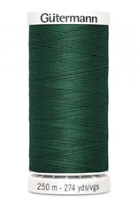 Gutermann Gutermann Thread, 250M-788 Dark Green, Sew-All Polyester All Purpose Thread, 250m/273yds
