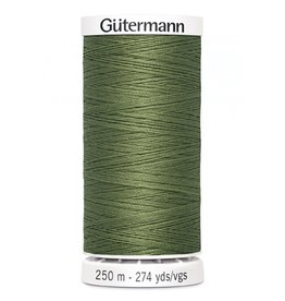 Gutermann Gutermann Thread, 250M-776 Moss Green, Sew-All Polyester All Purpose Thread, 250m/273yds