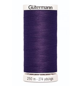 Gutermann Gutermann Thread, 250M-941 Dark Plum, Sew-All Polyester All Purpose Thread, 250m/273yds