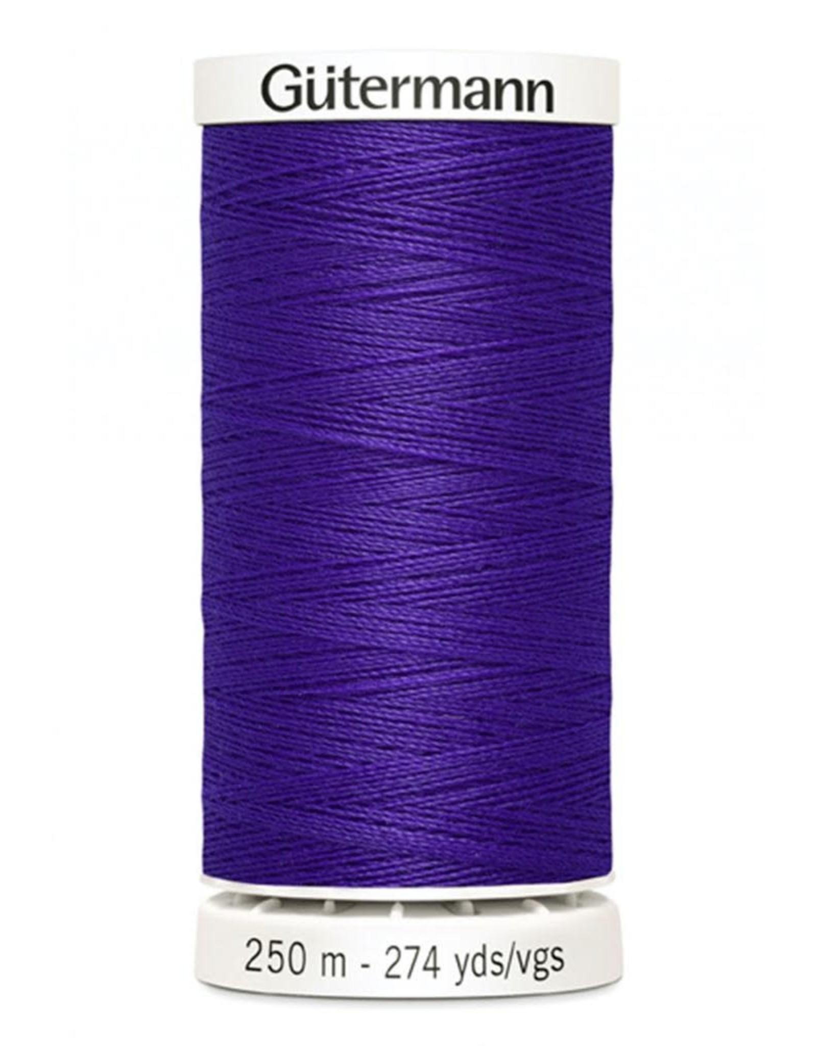 Gutermann Gutermann Thread, 250M-945 Purple, Sew-All Polyester All Purpose Thread, 250m/273yds