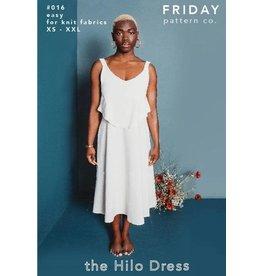 Friday Pattern Company Friday Pattern Co's Hilo Dress Pattern
