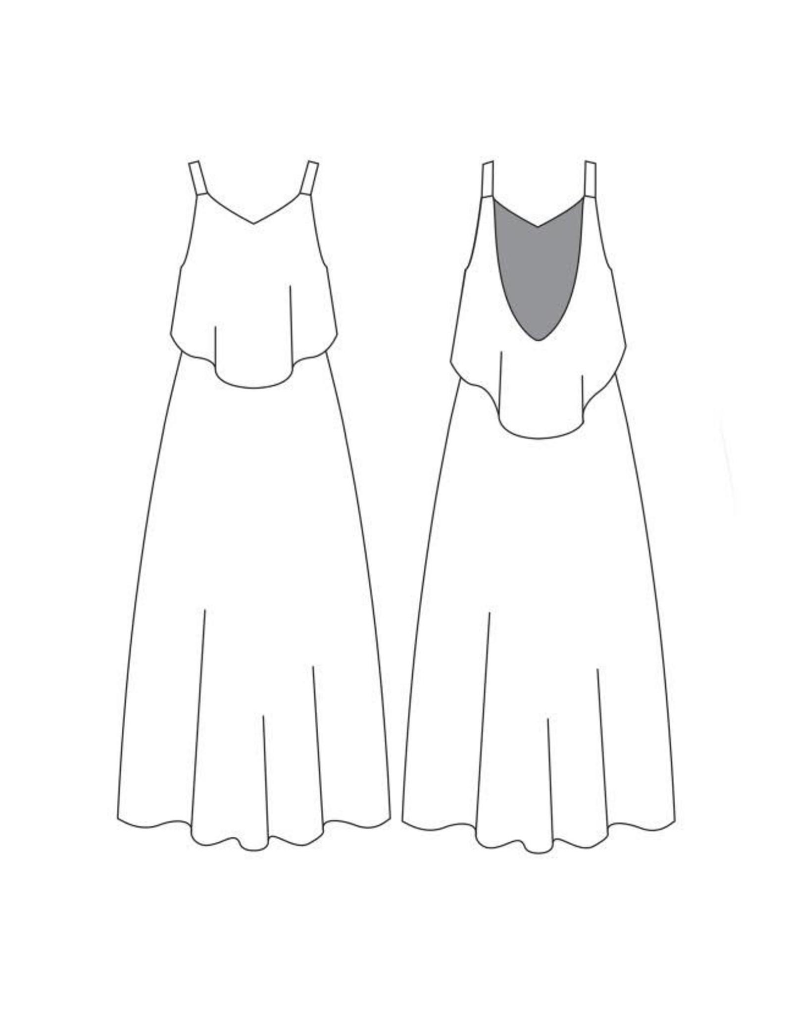 Friday Pattern Company Hilo Dress Pattern
