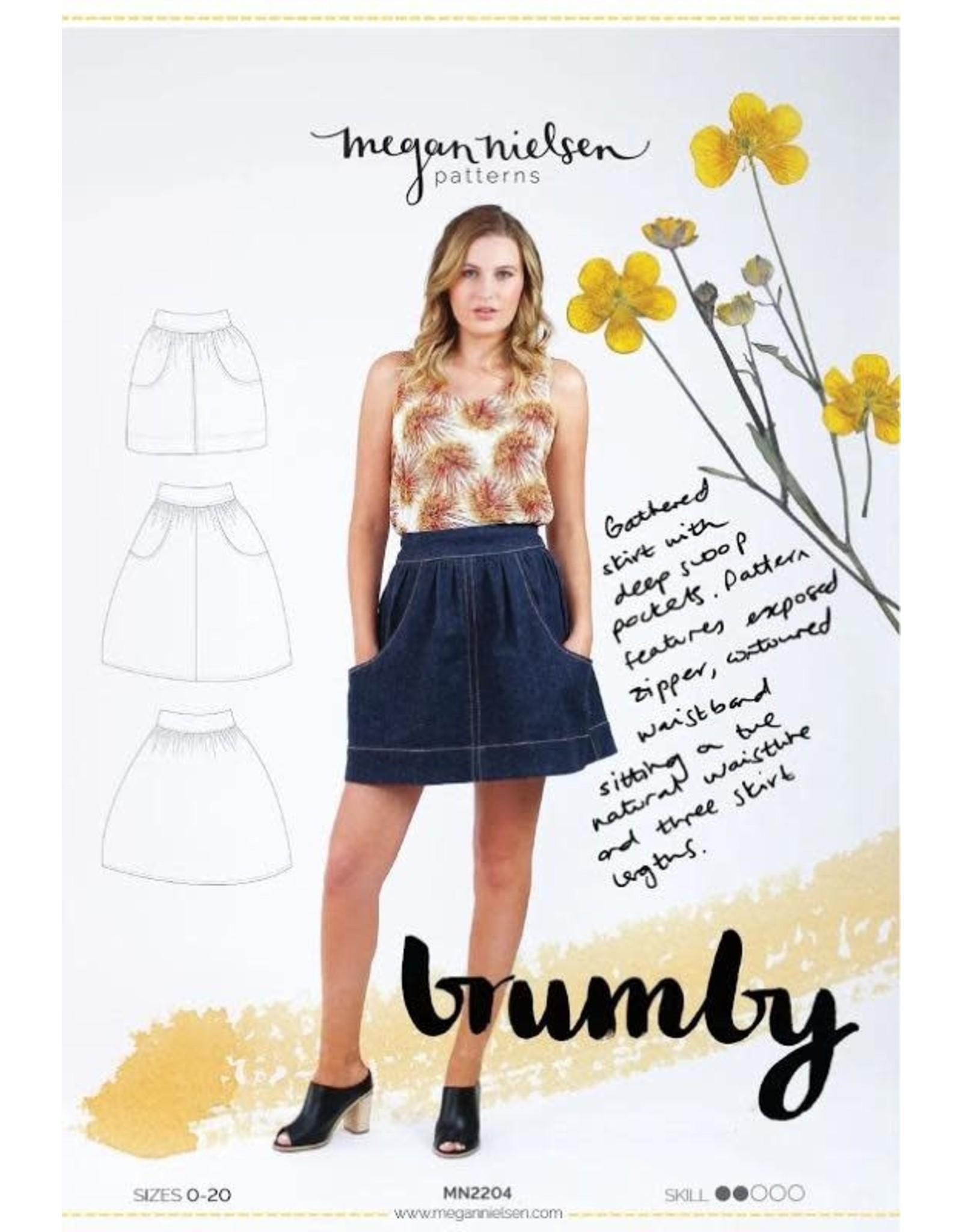 Megan Nielsen Brumby Skirt Pattern