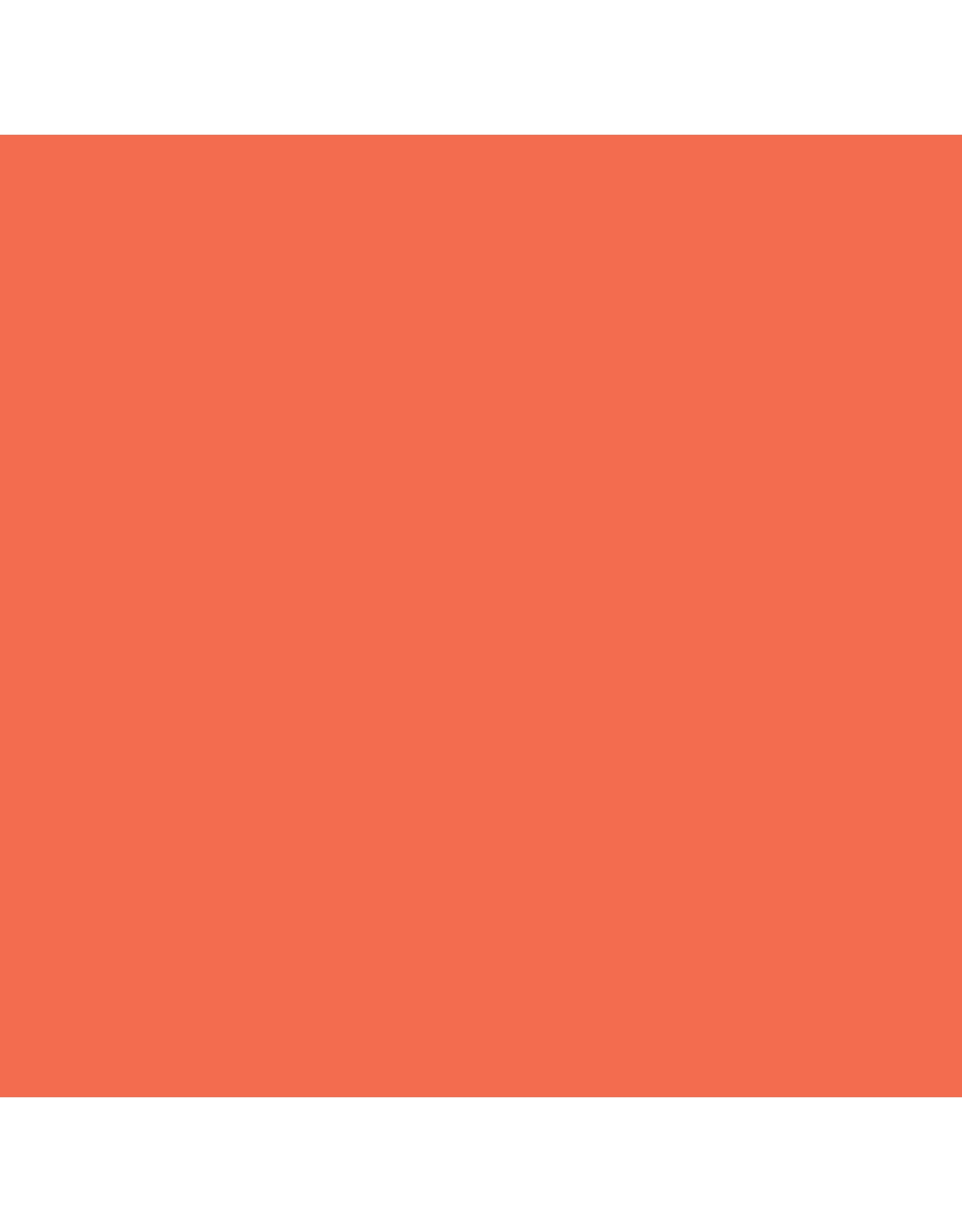 Andover Fabrics Century Solids, Coral Sunset, Fabric Half-Yards CS-10