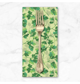 PD's Martha Negley Collection Veggies, Parsley in Bright, Dinner Napkin
