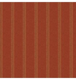 Alexia Abegg Warp and Weft Wovens, Stitch in Cayenne, Fabric Half-Yards RS4009 13