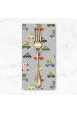 Christmas Collection Joy, Cars in Grey, Dinner Napkin