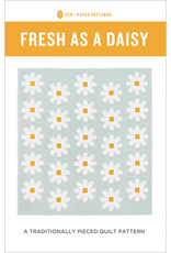 Pen and Paper Patterns Fresh as a Daisy Quilt Pattern
