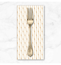 PD's Cotton + Steel Collection Dusk till Dawn, Solstice in Citrine, Dinner Napkin
