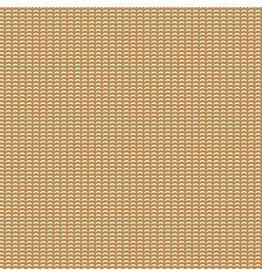 Cotton + Steel Dusk till Dawn, Moonchild in Turmeric, Fabric Half-Yards HJ105-TU1