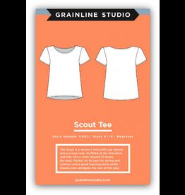 Grainline Studio Scout Tee Pattern