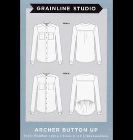 Grainline Studio Grainline's Archer Button Up Pattern